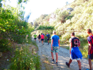 canyoning griekenland4636